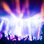 Marketing case study - music streaming service - crowd at a concert